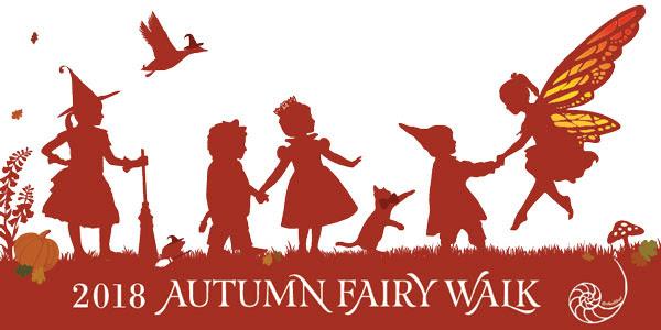 Fairy Walk - this weekend!