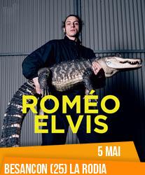 Roméo Elvis à Besançon