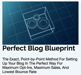 Perfect blog blueprint image