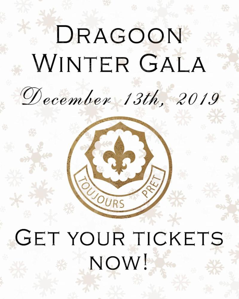 Winter Gala Invite