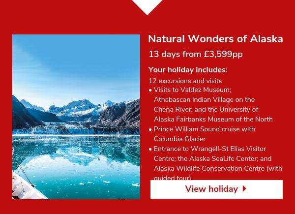 Natural Wonders of Alaska