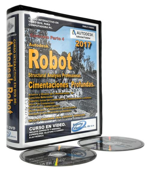 Autodesk Robot 2017 para Estructuras de Concreto │ Curso Nivel 4