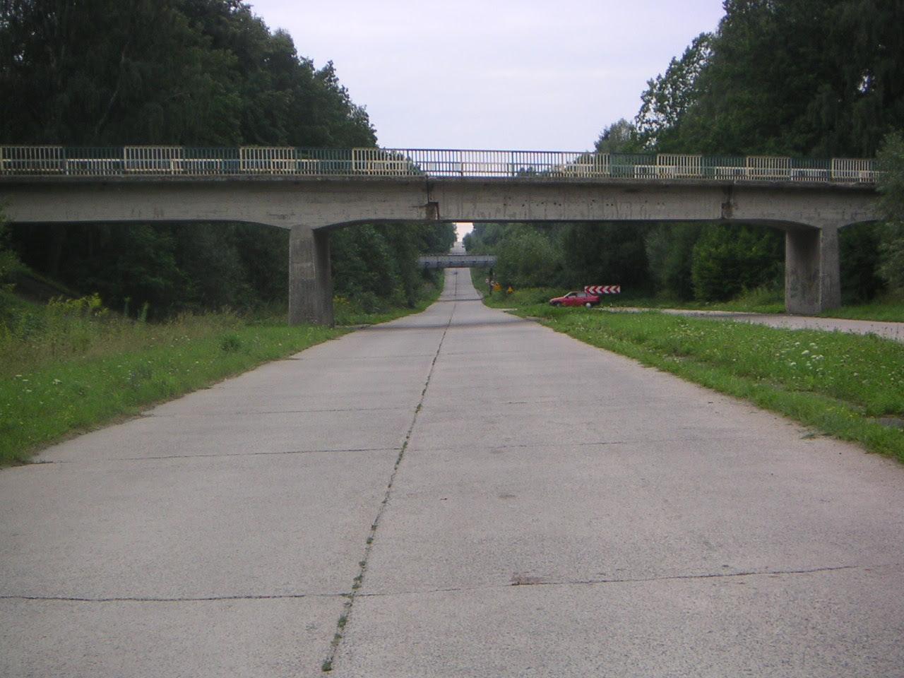 Berlinka w Maciejewie (2006)