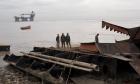 На судоразделочных верфях Бангладеш продолжаются аварии