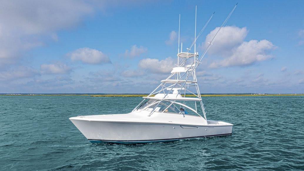 Viking Yacht 38 Open