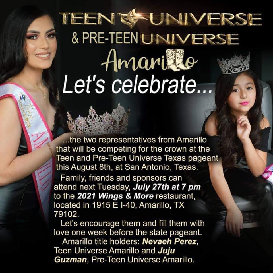 Teen Universe Amarillo
