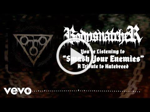 Bodysnatcher - Smash Your Enemies (Hatebreed Cover) [Official Visualizer]