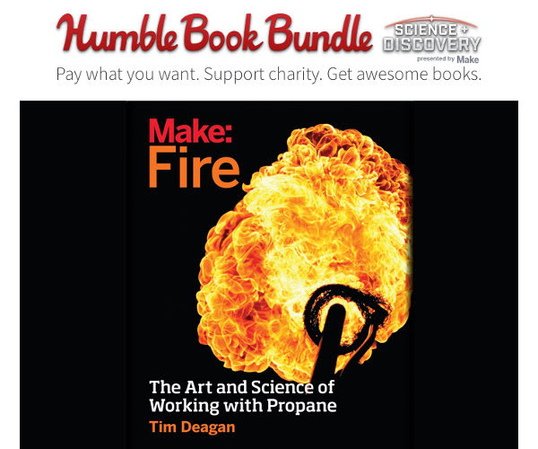 Make: Science + Discovery - Book Sale   Pay What You Will