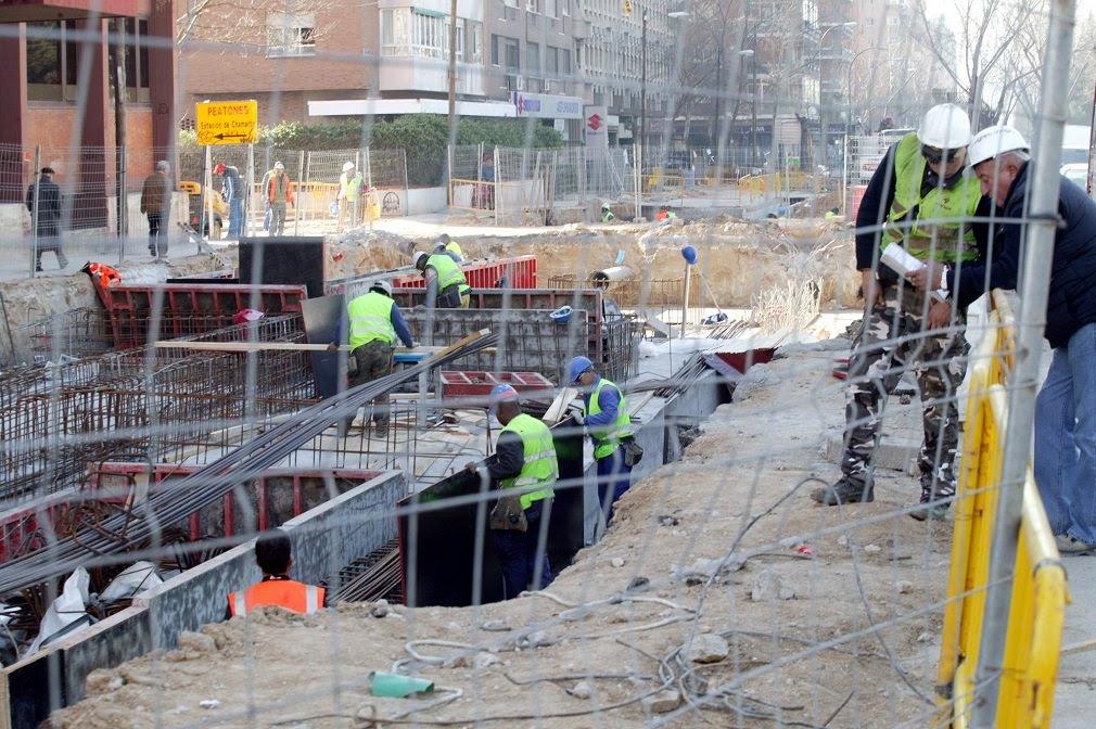 La construcción aporta el 10% del PIB español, lo mismo que el de la automoción