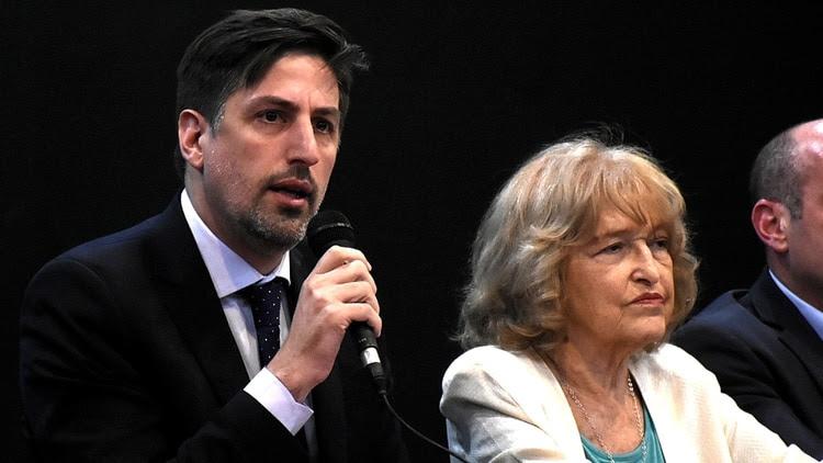Nicolás Trotta afirmó que recién entre agosto y septiembre se podrá tener más precisiones sobre los procesos de evaluaciones y calificaciones de los alumnos (Nicolás Stulberg)