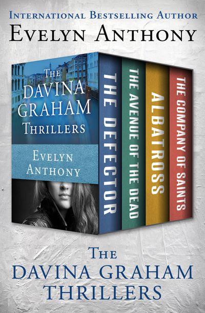 The Davina Graham Thrillers