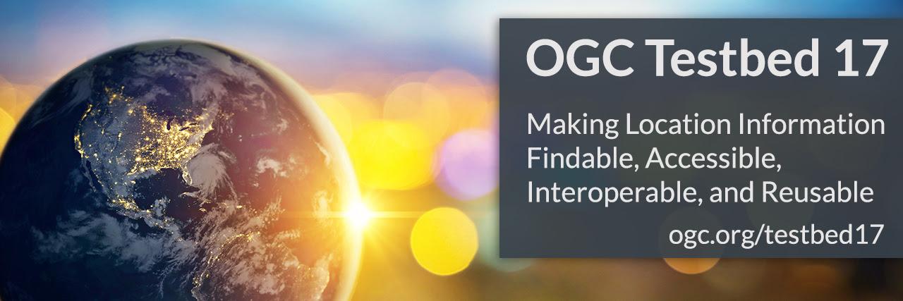 OGC Testbed-17 banner