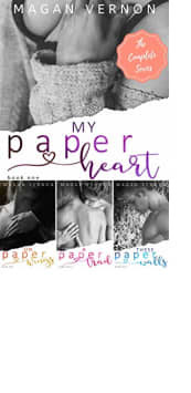 My Paper Heart: The Complete Series by Magan Vernon
