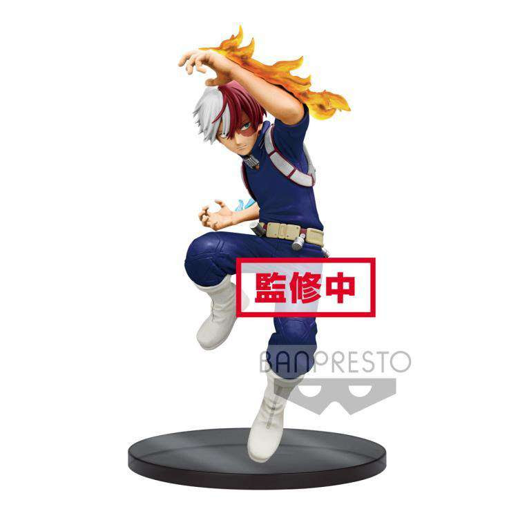Image of My Hero Academia The Amazing Heroes Vol. 2 Shoto Todoroki