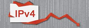 Un mes y medio para la fase final de IPv4
