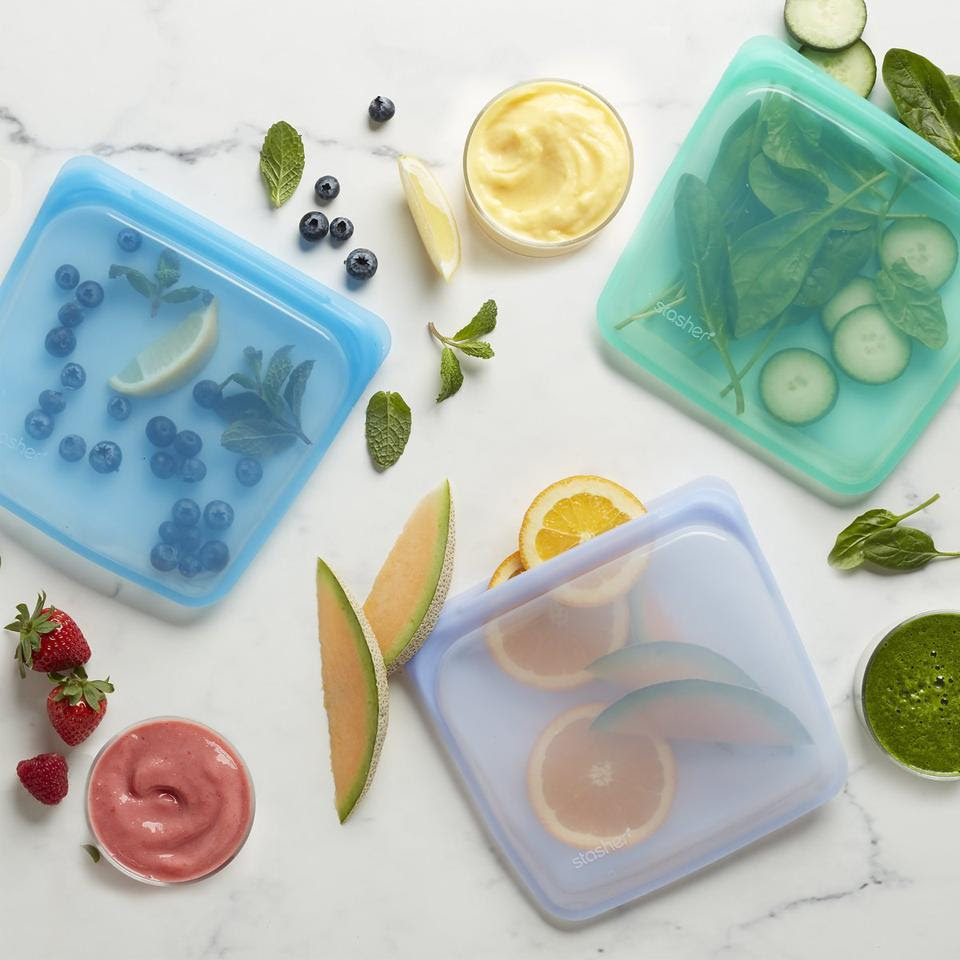 The Best Reusable Food Storage Bags