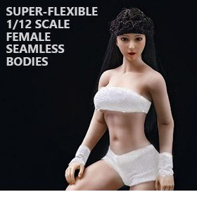 SUPER FLEX 1/12 SCALE BODIES