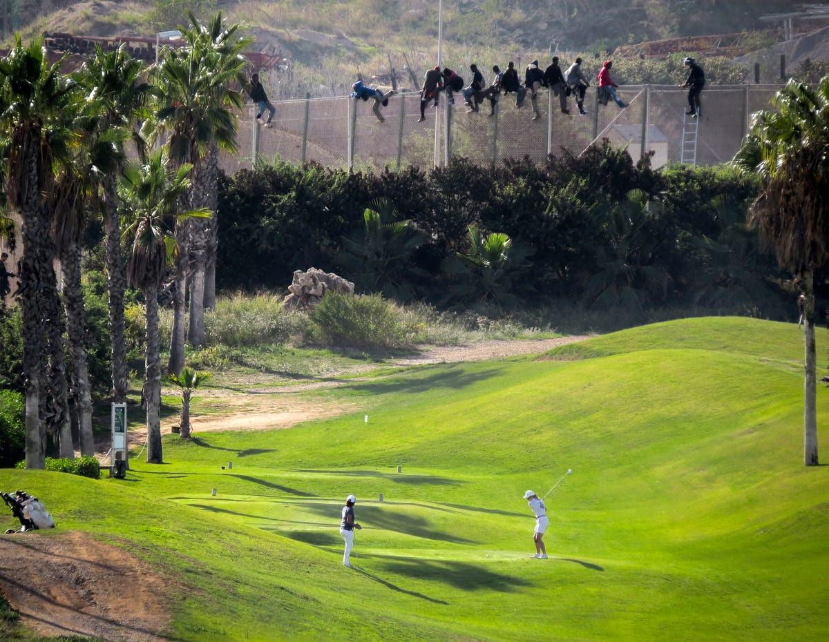 Melilla golf