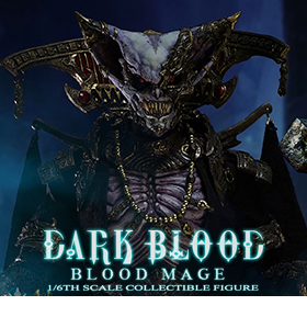 DARK BLOOD BLOOD MAGE 1/6 SCALE FIGURE