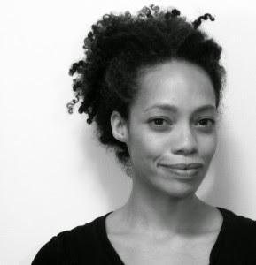 Somerville's Poet Laureate, Nicole Terez Dutton.