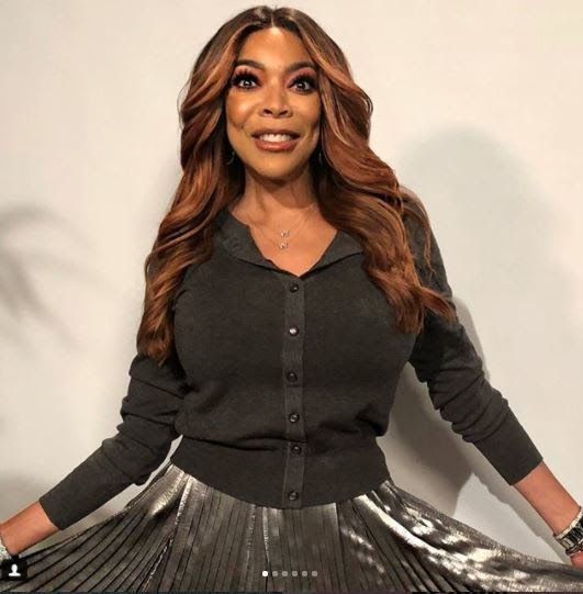 Wendy Williams went on to reveal that she had battled with cocaine addiction [Instagram/ WendyShow]