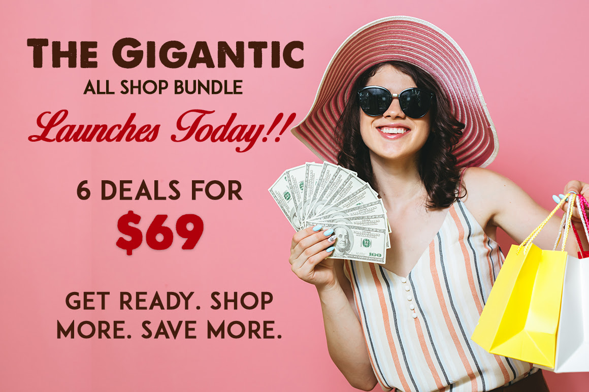 The Gigantic All Shop Bundle