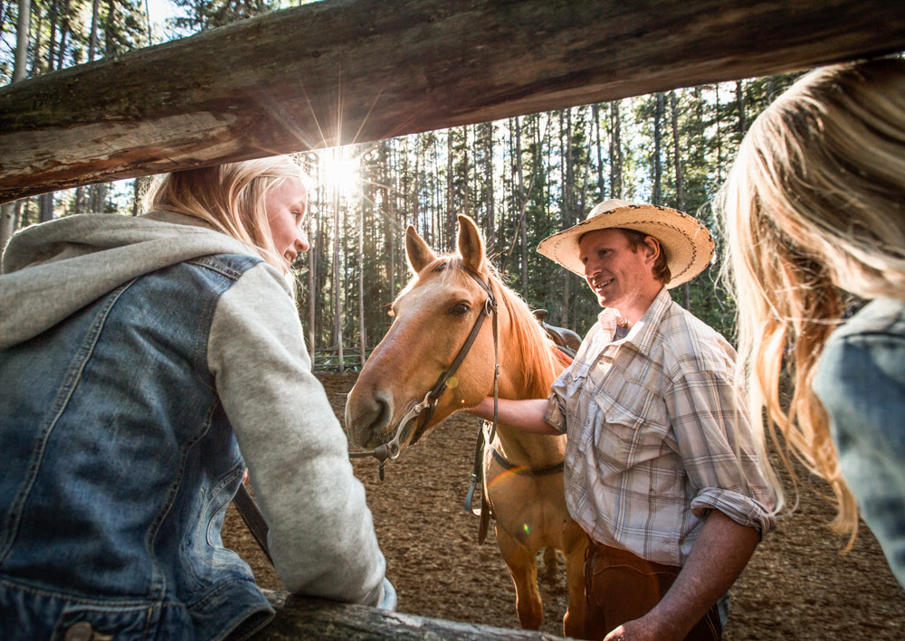 Photographer Noel Hendrickson Creative in Place: Life on the Ranch