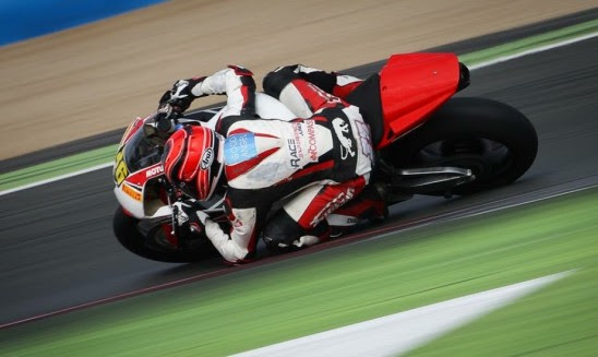 Uribe On The Podium Again At Magny-Cours