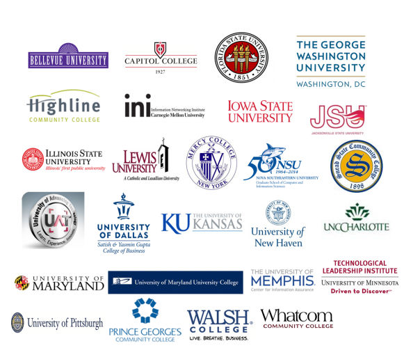 Academic Alliance Member Logos