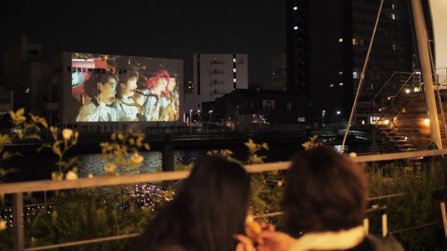 パナソニックが東京・天王洲運河エリアの賑わいを創出