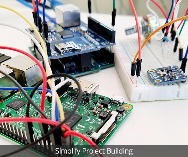Jumpstart Rasberry Pi & Arduino Projects With Cayenne