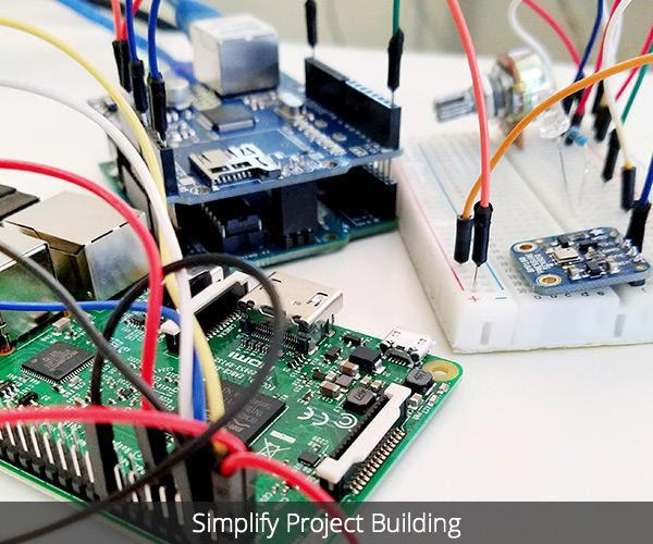 Jumpstart Rasberry Pi & Arduino Projects With Cayenne