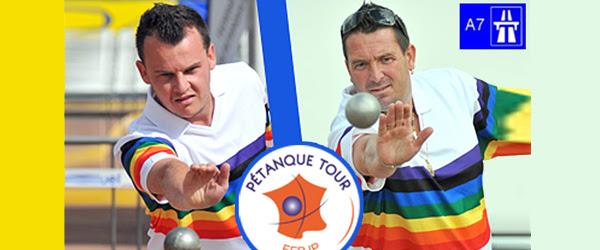 Pétanque Tour FFPJP