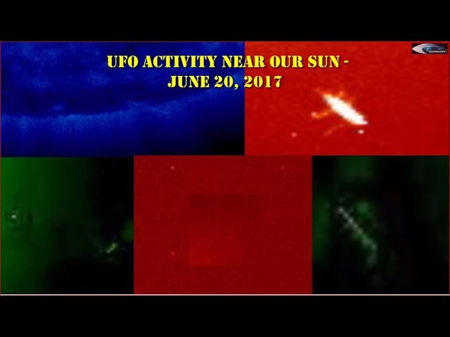 UFO News ~ UFO activity near our Sun plus MORE Sddefault