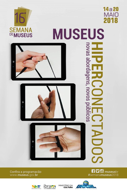 Tatui comemorará a 16ª Semana Nacional de Museus