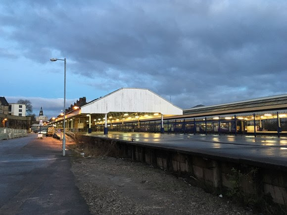 Station improvement work begins as part of plans to improve journeys to and from Bolton