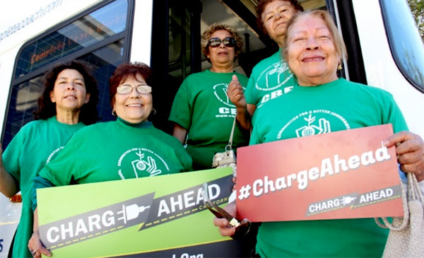 Charge Ahead California signed into law by Governor Jerry Brown!