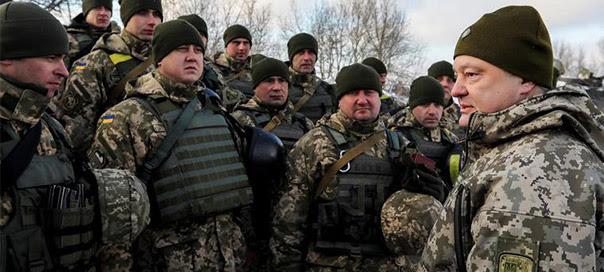 Ukraine three years on