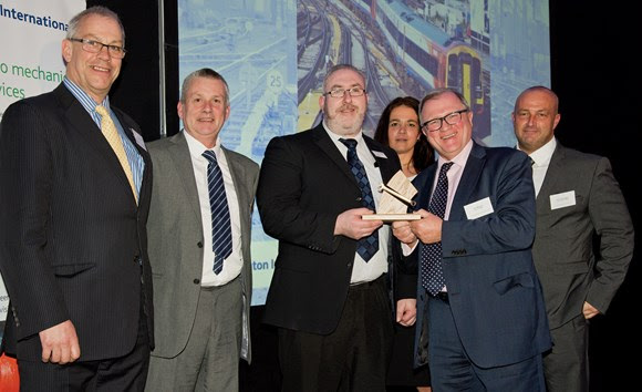 South Western Railway scoops two Golden Spanners at national industry awards