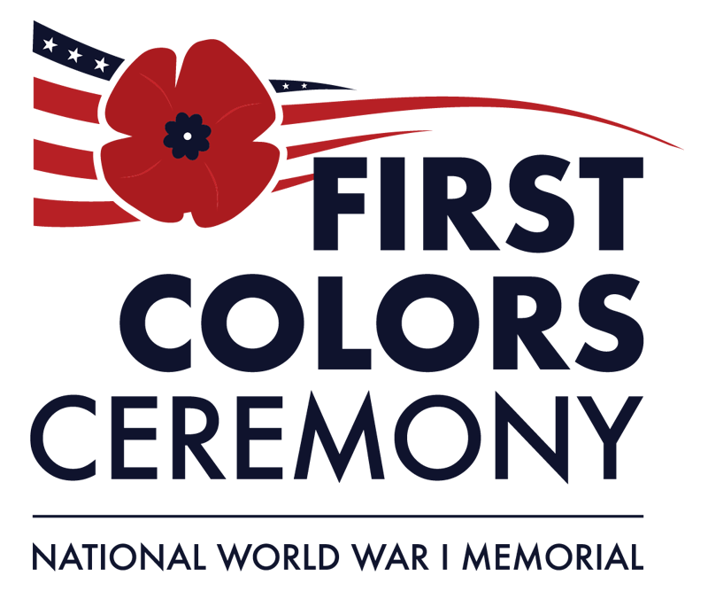 First Colors Ceremony Logo