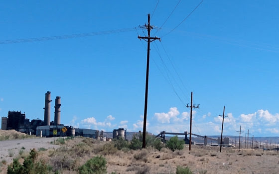 San Juan Generating Station taken offline after cooling tower collapse