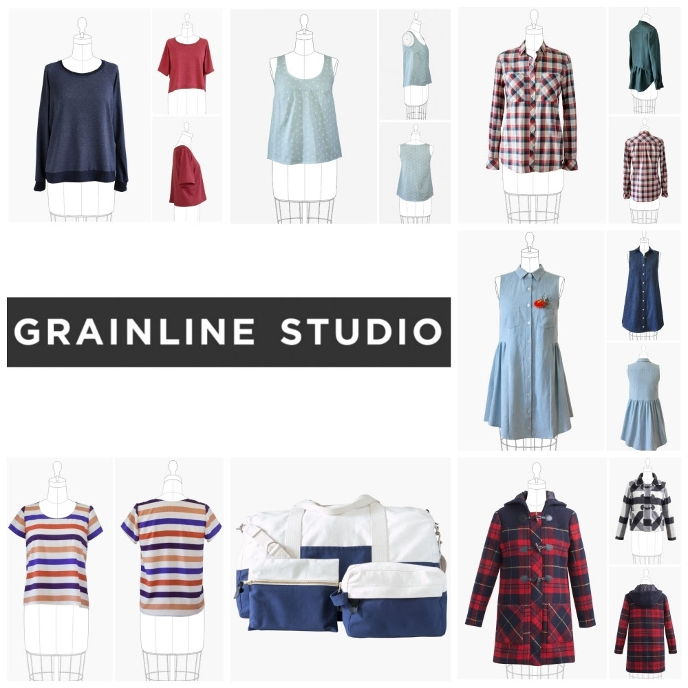 Grainline Studio Sewing Patterns