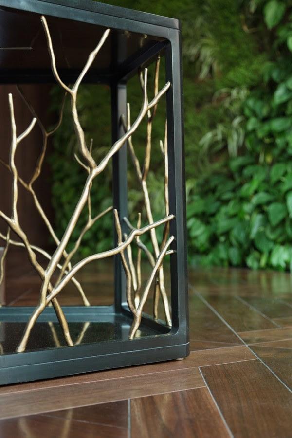 δέντρο υποκατάστημα τραπέζης