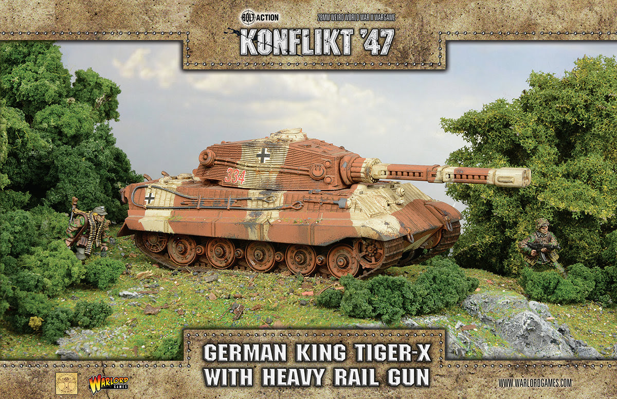 Konflikt'47 King Tiger-X