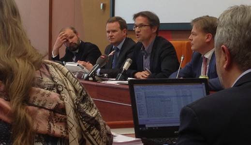 Calling on the Council of Europe to act on the biggest scandal in its history: John Dalhuisen, Frank Schwabe, Gerald Knaus, Pieter Omtzigt (2017)