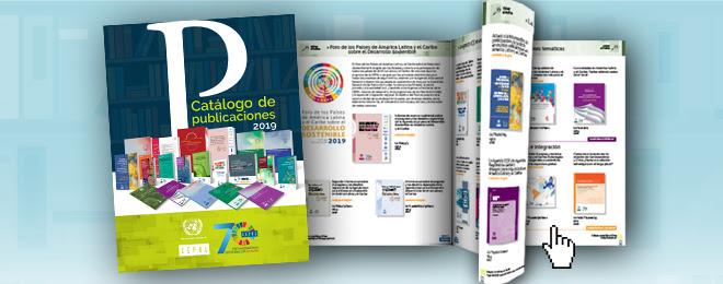 Catálogo de Publicaciones 2019