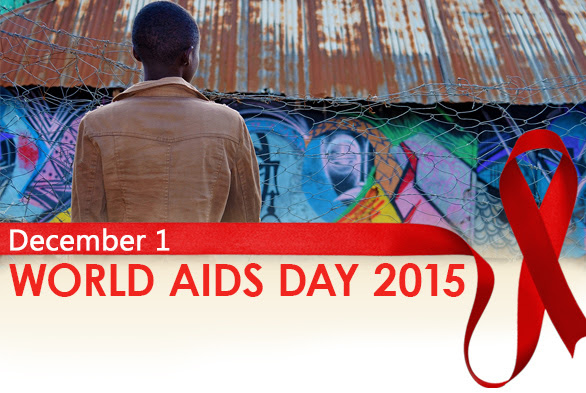 World AIDS Day Dec 1st 2015