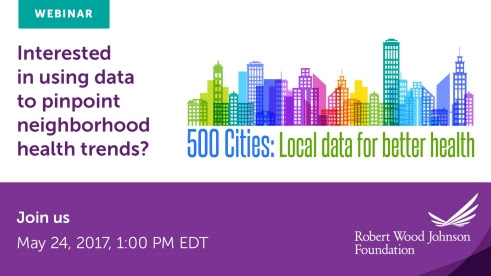 500 Cities Webinar