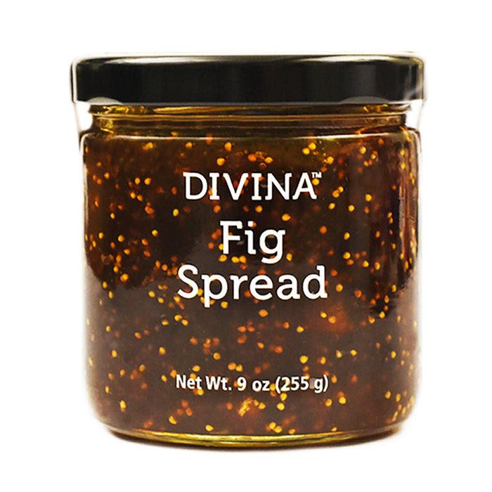Divina Fig Spread 9 oz. (255g)