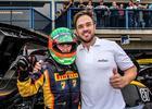 Kau Machado e Jorge Martelli competem com o SR#87 na categoria GP (Rodrigo Guimarães/Sprint Race)